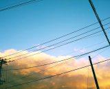 時には空を見上げて深呼吸